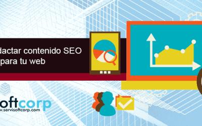 ¿Como redactar contenido SEO para tu web?