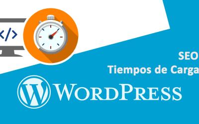 Los mejores plugins de WordPress para optimizar la velocidad de carga de tu Web