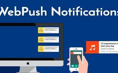 Notificaciones Web Push ¿sabes de que te estamos hablando?
